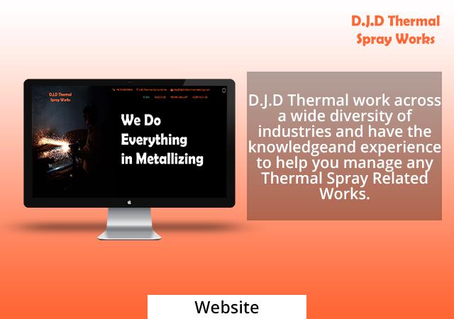 DJD Thermal Spray Works