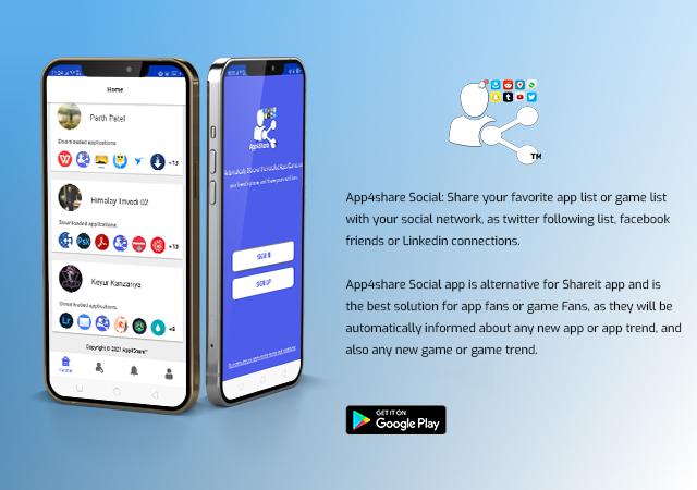 App4share Social
